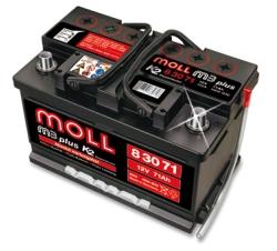 baterii auto moll m3 plus k2 83075. Black Bedroom Furniture Sets. Home Design Ideas